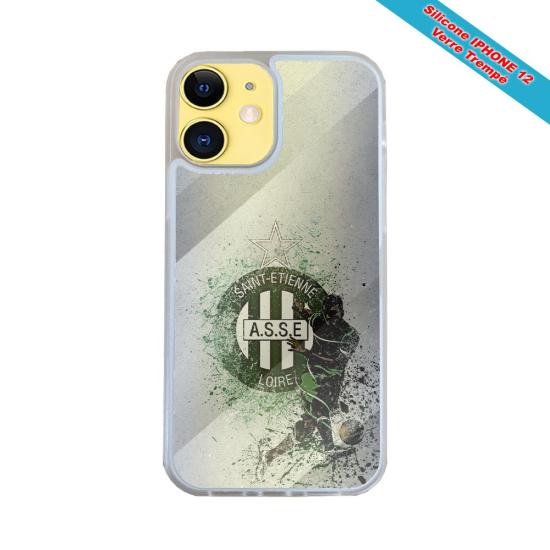 Coque Silicone Galaxy S7 EDGE Fan de Harley davidson obsidienne