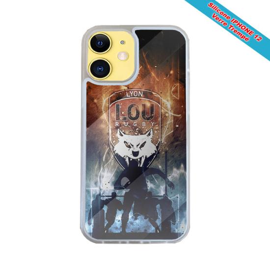 Coque silicone Galaxy S20FE Fan de Harley davidson obsidienne