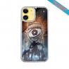Coque Silicone Galaxy S20 verre trempé Fan de Harley davidson obsidienne