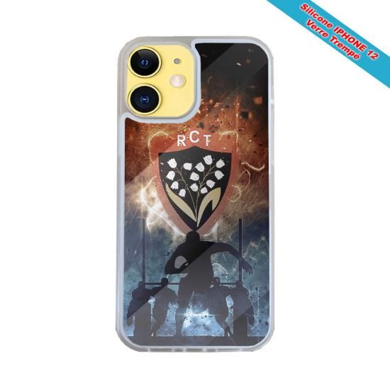 Coque silicone Galaxy S21 Fan de Harley davidson obsidienne