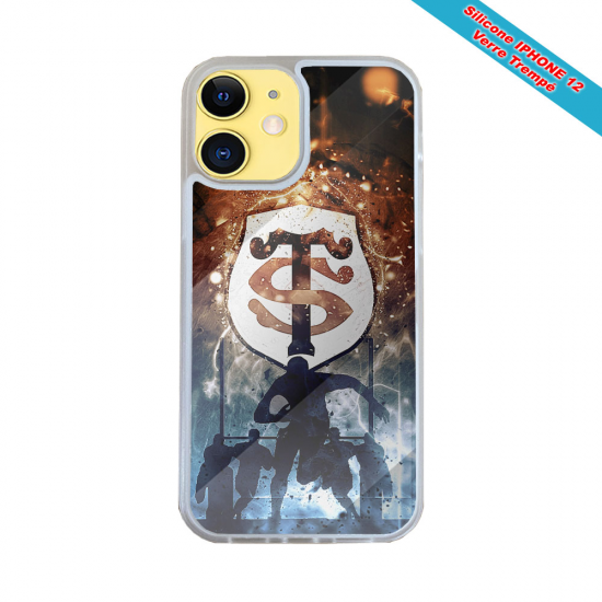 Coque silicone Galaxy S21 PLUS Fan de Harley davidson obsidienne