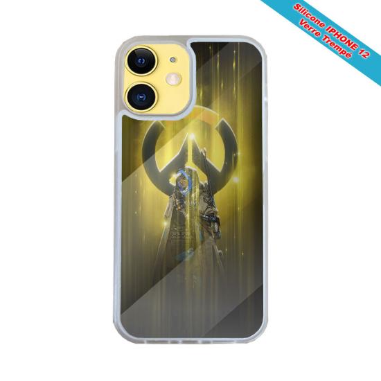 Coque silicone Galaxy S21 ULTRA Fan de Harley davidson obsidienne