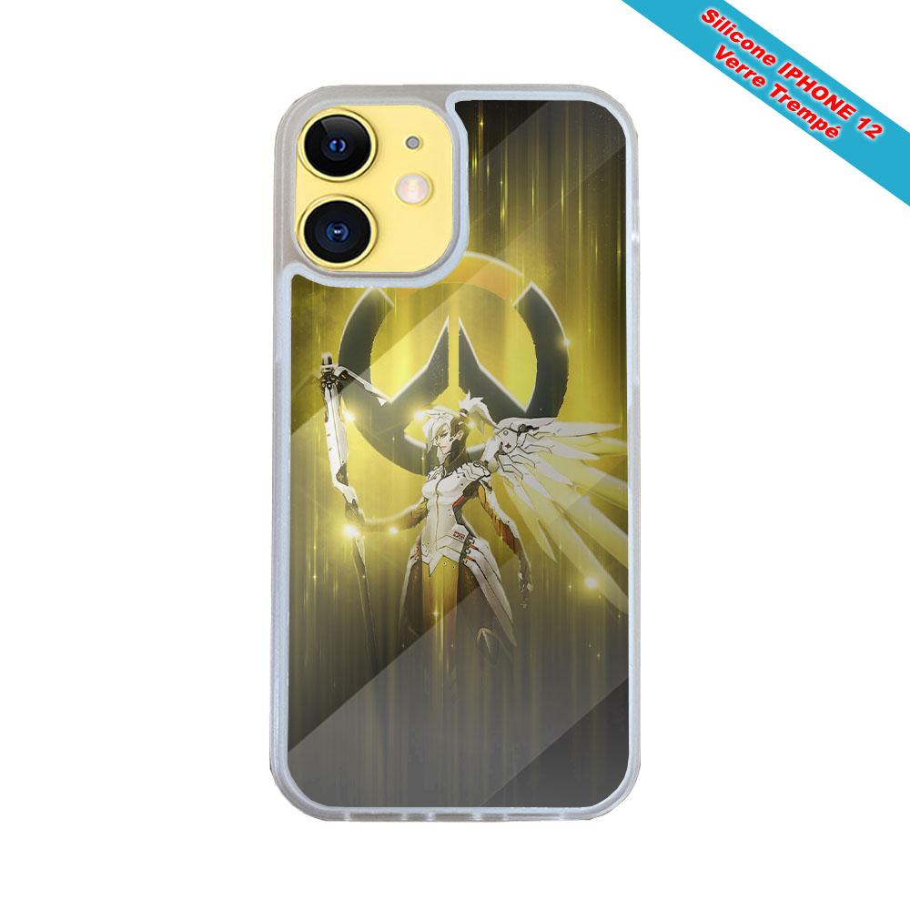 Coque Silicone Note 8 Fan de Harley davidson obsidienne