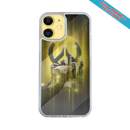 Coque silicone Huawei Mate 10 Fan de Harley davidson obsidienne