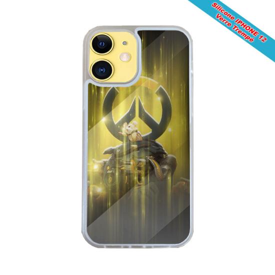 Coque silicone Huawei Mate 10 LITE Fan de Harley davidson obsidienne