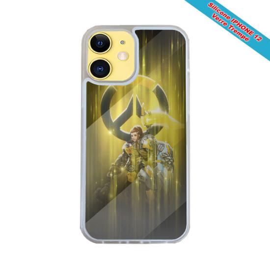 Coque silicone Huawei Mate 10 PRO Fan de Harley davidson obsidienne
