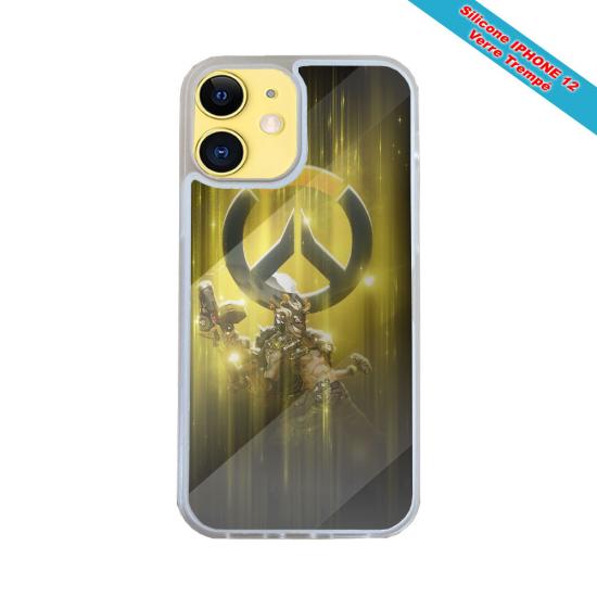 Coque silicone Huawei Mate 20 Fan de Harley davidson obsidienne