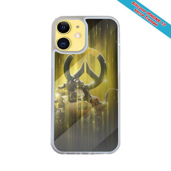Coque silicone Huawei Mate 20 LITE Fan de Harley davidson obsidienne