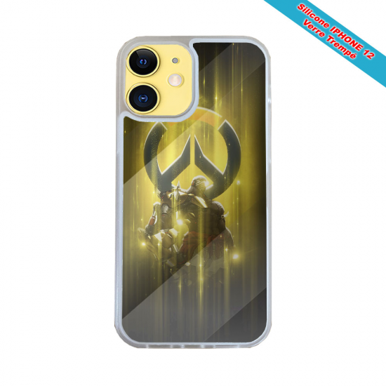 Coque silicone Huawei Mate 30 Fan de Harley davidson obsidienne
