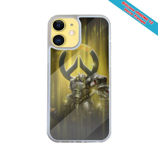Coque silicone Huawei P20 LITE Fan de Harley davidson obsidienne
