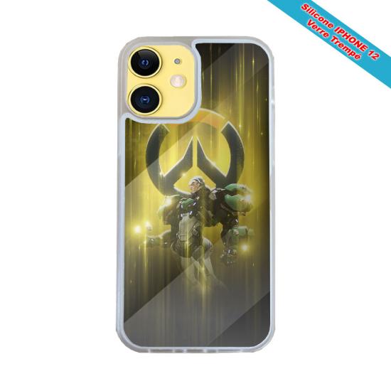 Coque silicone Huawei P20 LITE 2019 Fan de Harley davidson obsidienne