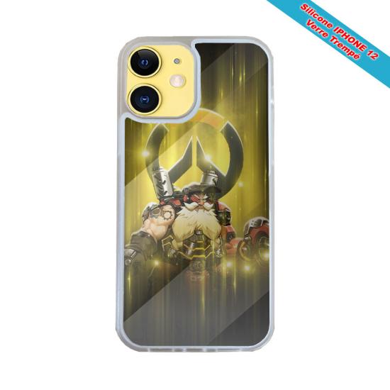 Coque silicone Huawei P30 LITE Fan de Harley davidson obsidienne