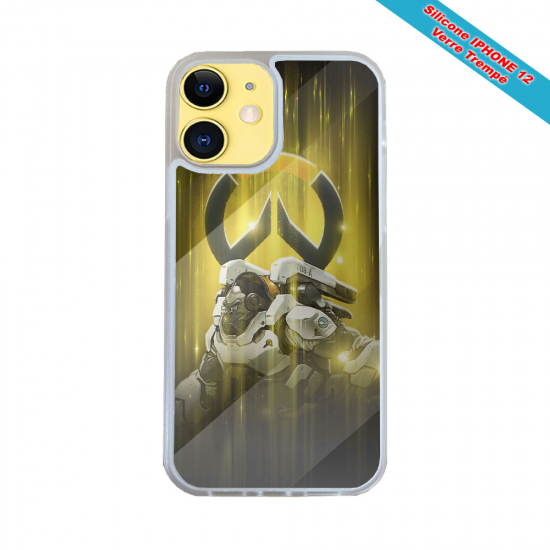 Coque silicone Huawei P40 Fan de Harley davidson obsidienne