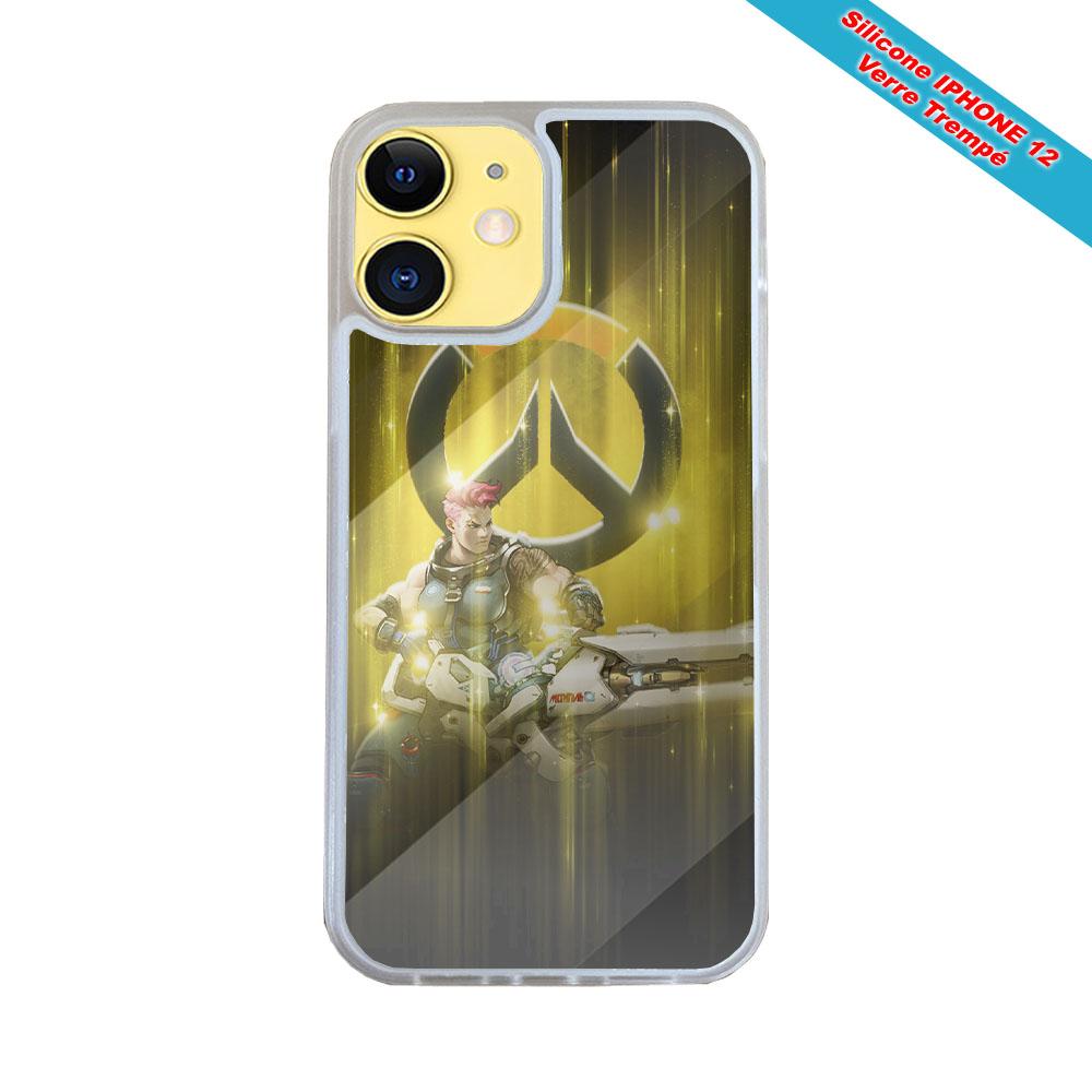 Coque silicone Huawei P40 Lite Fan de Harley davidson obsidienne