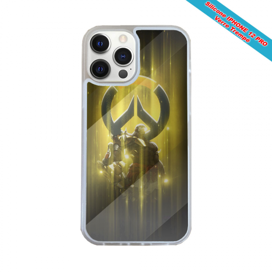 Coque silicone Galaxy NOTE 5 Fan de Rugby Clermont Géometrics