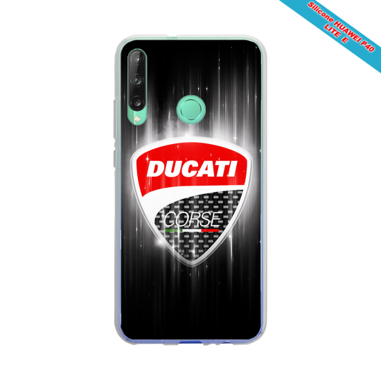 Coque silicone Galaxy NOTE 7 Fan de Rugby Clermont Géometrics