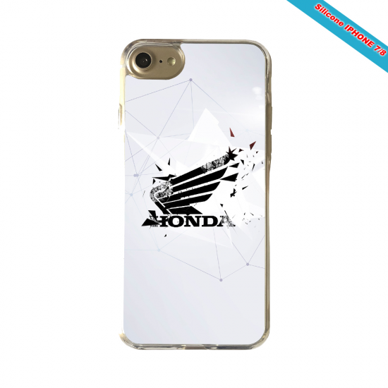 Coque silicone Galaxy NOTE 7 Fan de Rugby Toulouse Géometrics
