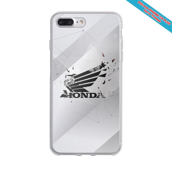 Coque silicone Galaxy NOTE 7 Fan de Rugby Bordeaux Destruction