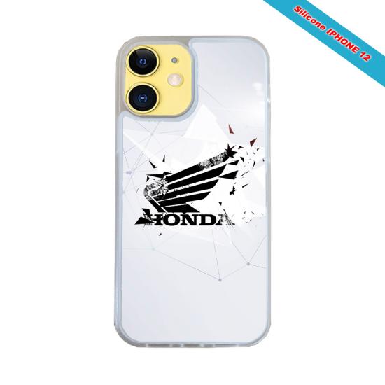 Coque silicone Iphone 6/6S verre Trempé Fan de Joker