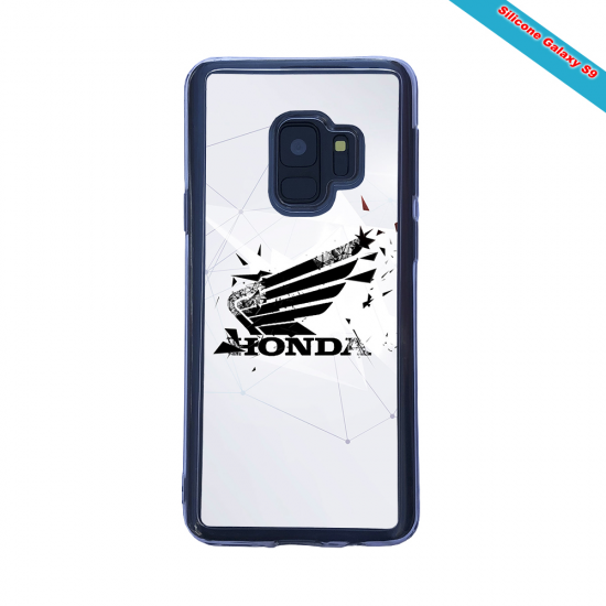 Coque silicone Galaxy J7 2018 Fan de Joker