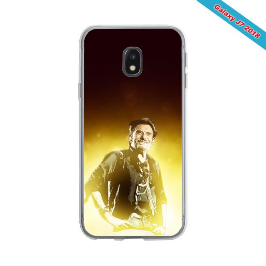 Coque silicone Galaxy J6 PLUS Fan de Porsche géometrics