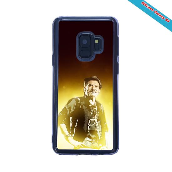 Coque Silicone Galaxy S7 EDGE Fan de Porsche géometrics