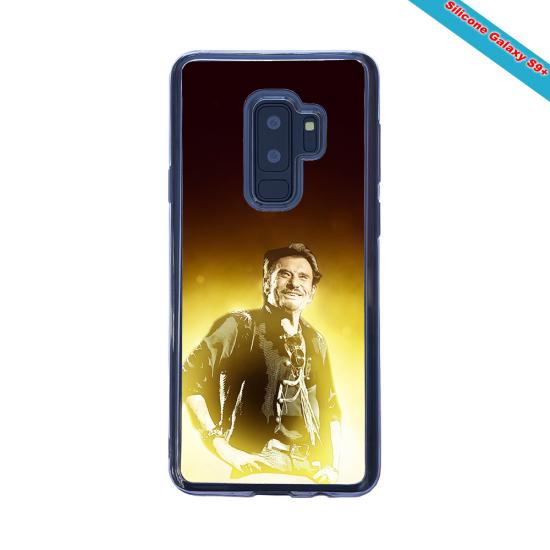 Coque Silicone Galaxy S8 PLUS Fan de Porsche géometrics