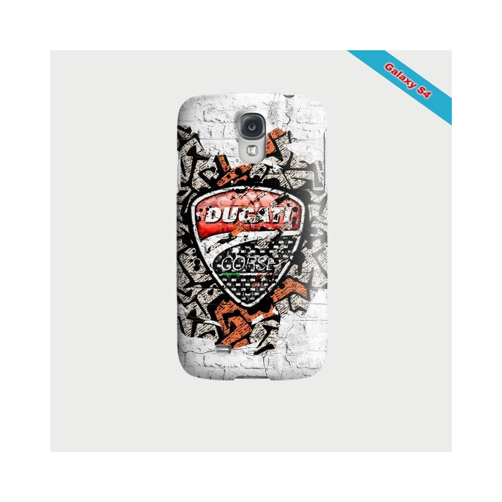 Coque Galaxy S4Mini Fan de Dainese