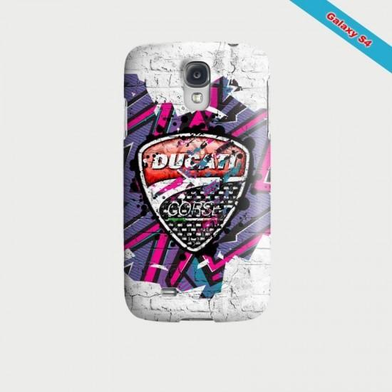 Coque Galaxy S4 Fan de Dainese