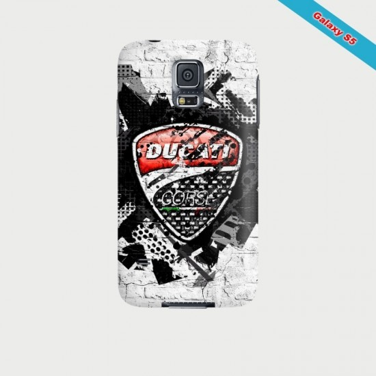 Coque Galaxy S5 Fan de Star...