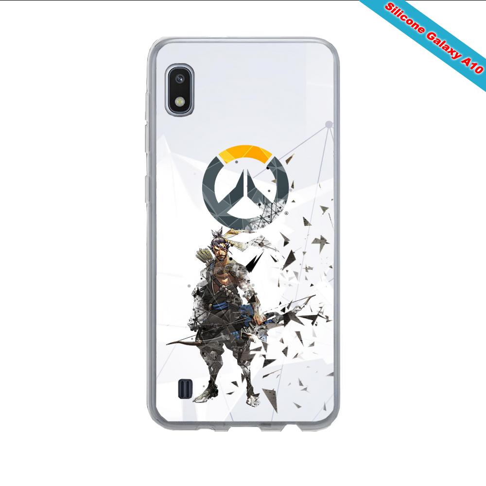 coque iphone 8 feu