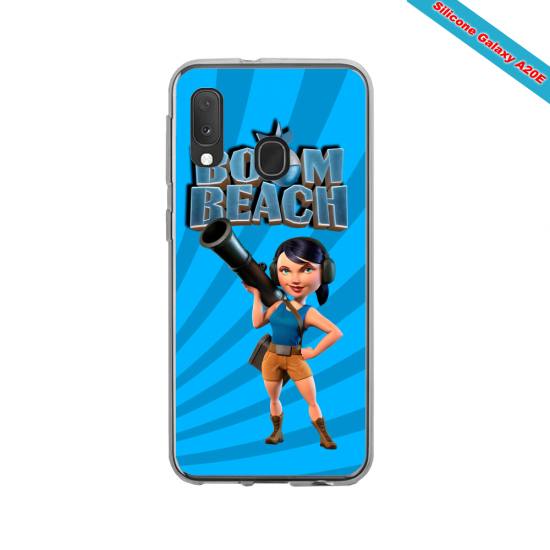 Coque silicone Iphone 8 Fan de HD version Graffiti