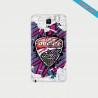 Coque Galaxy S4 Fan de Fox