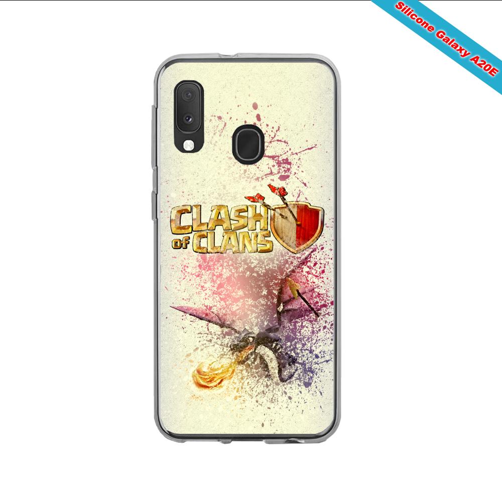 coque iphone x lettre