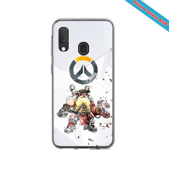 Coque silicone Iphone X...