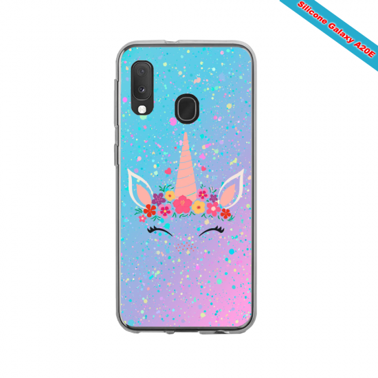 Coque silicone Iphone X Fan...