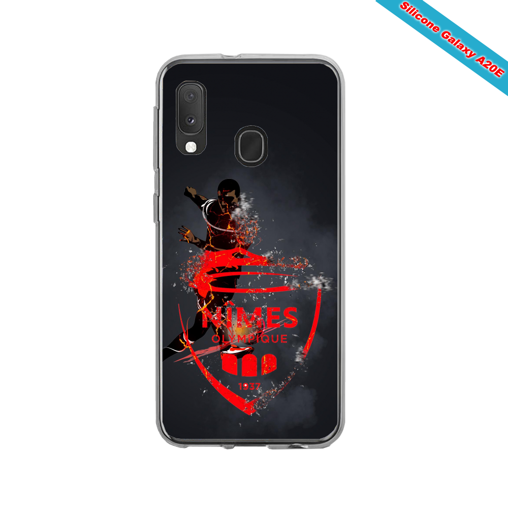 coque iphone x silicone coeur