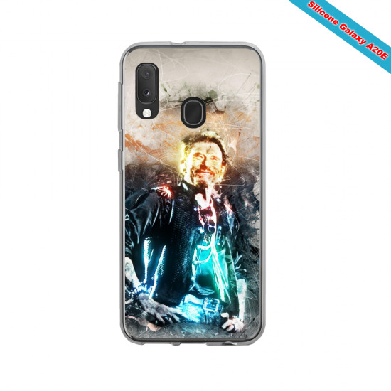 Coque silicone Iphone X...