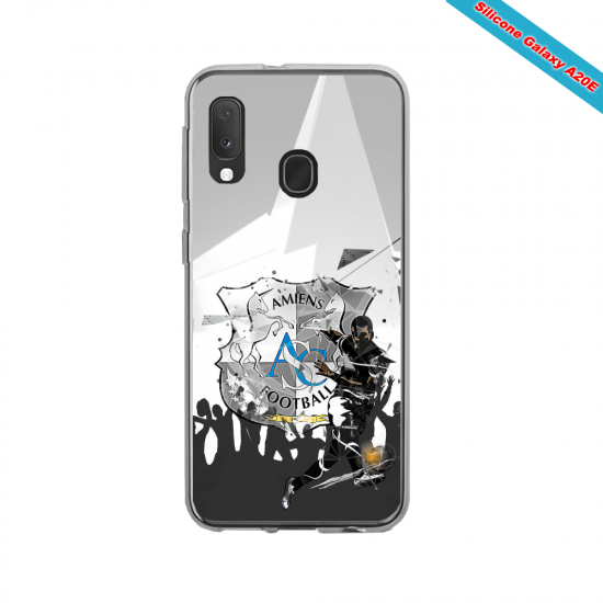 Coque silicone Iphone X Fan de Ducati Corse version Graffiti