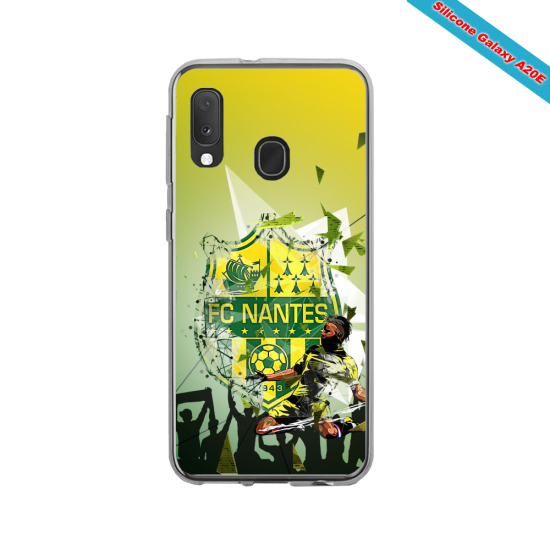 Coque silicone Iphone X Fan de HD version Graffiti