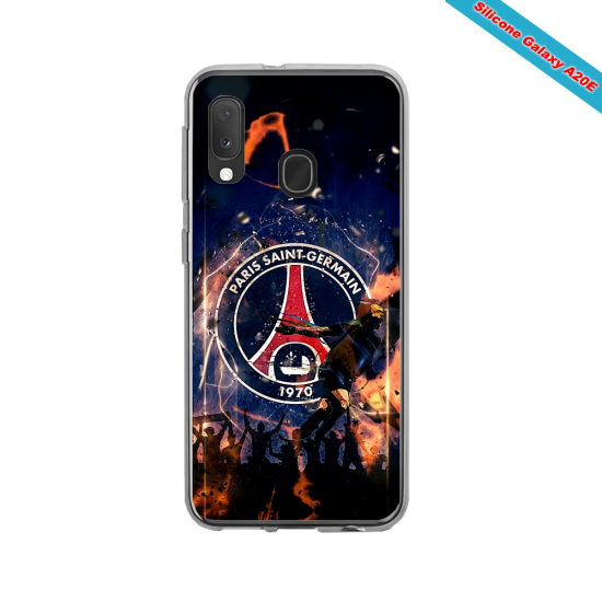 Coque silicone Iphone 6/6S Fan de HD version Graffiti