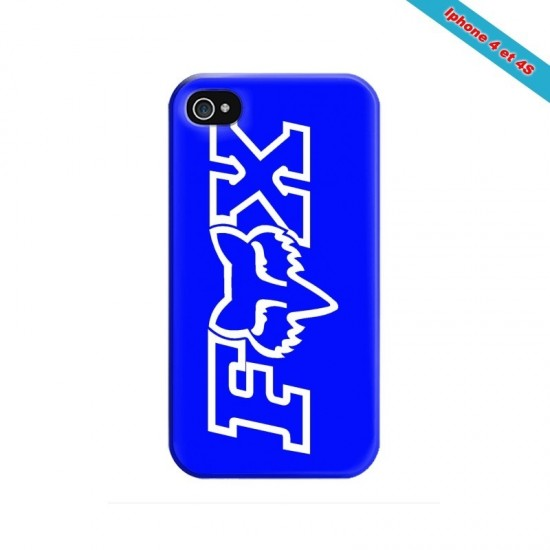 Coque iphone 5C tank Fan de Boom beach
