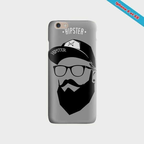 Coque iphone 6+ et 6+S mister T Fan de Boom beach
