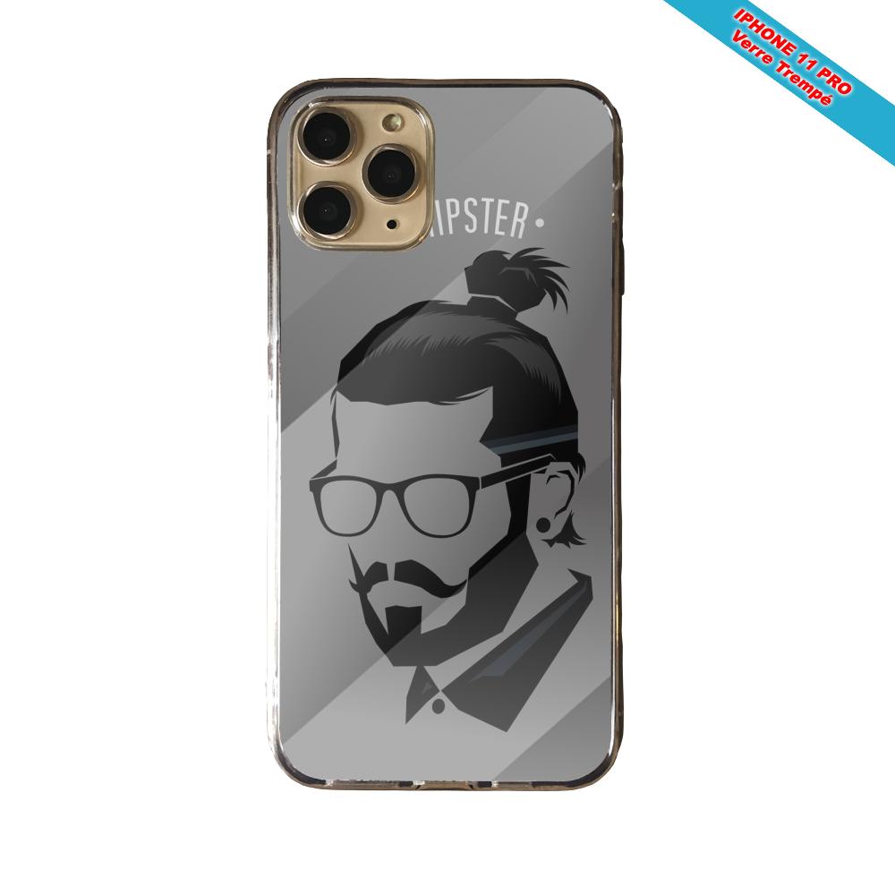 Coque iphone 7 et 7S Fan de Rockstar